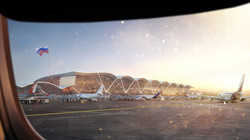Airport  | 3D visualization
