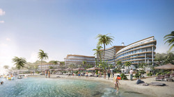 Hotel in Greece | 3D visualization