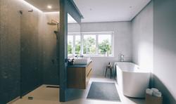 Bathroom | 3D visualization