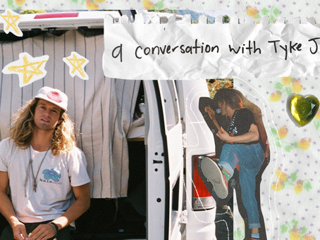 A Conversation With Tyke James