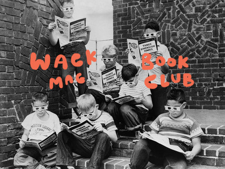 Wack Mag Book Club: COVID-19 Reading Recommendations