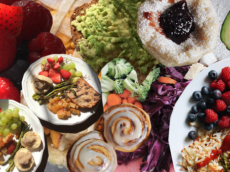 My Journey to a Whole-Food, Plant-Based Diet