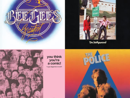Lord Weenus' Non Committal Playlist