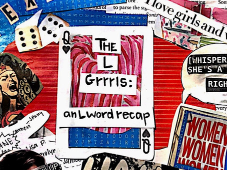 "The L Grrrls: ""Alice Pieszecki is killing it."""