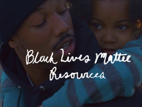 Black Lives Matter: Artistic & Educational Resources
