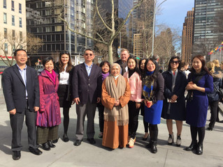 A Day in the Life at UN Women of the World