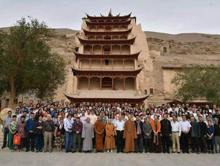 An Encounter with Dunhuang- BIC, 2015