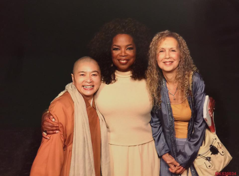Meeting Oprah