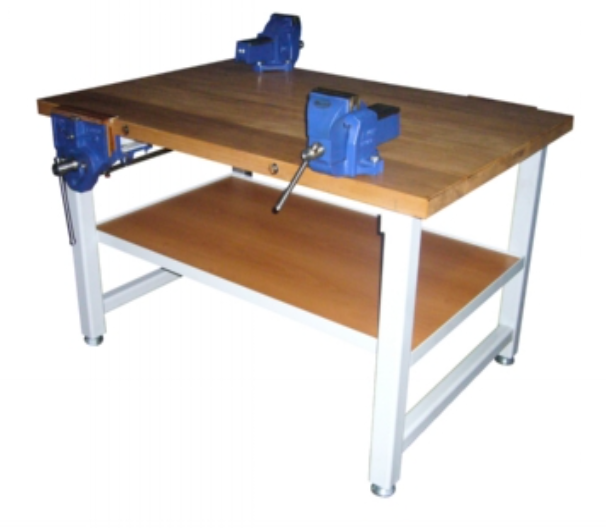 integrated work bench