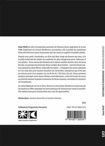 Abra Pampa -Histoires à Fernández - Ema Wolf