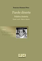 Francisco Romano Pérez - Palabra desierta - Abra Pampa