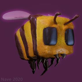 Minecraft Bee