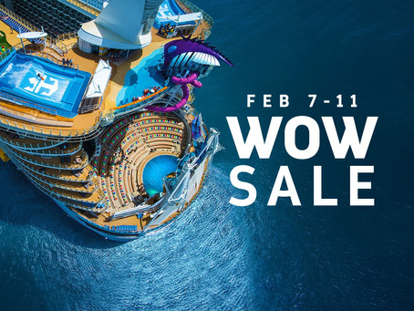 Royal Caribbean WOW Sale is here