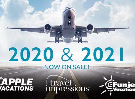 Exclusive  Nonstop Vacation Flights 2020 - 2021