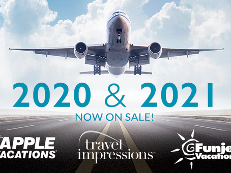 Exclusive  Nonstop Vacation Flights 2020 - 2021