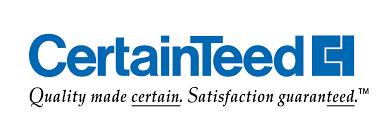 CertainTeed Shingles logo PMI Website Lo