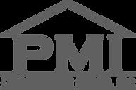 PMI Compact Logo in Dark Gray No Backgro