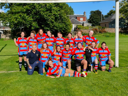 Liberton Ladies roar in hard fought victory