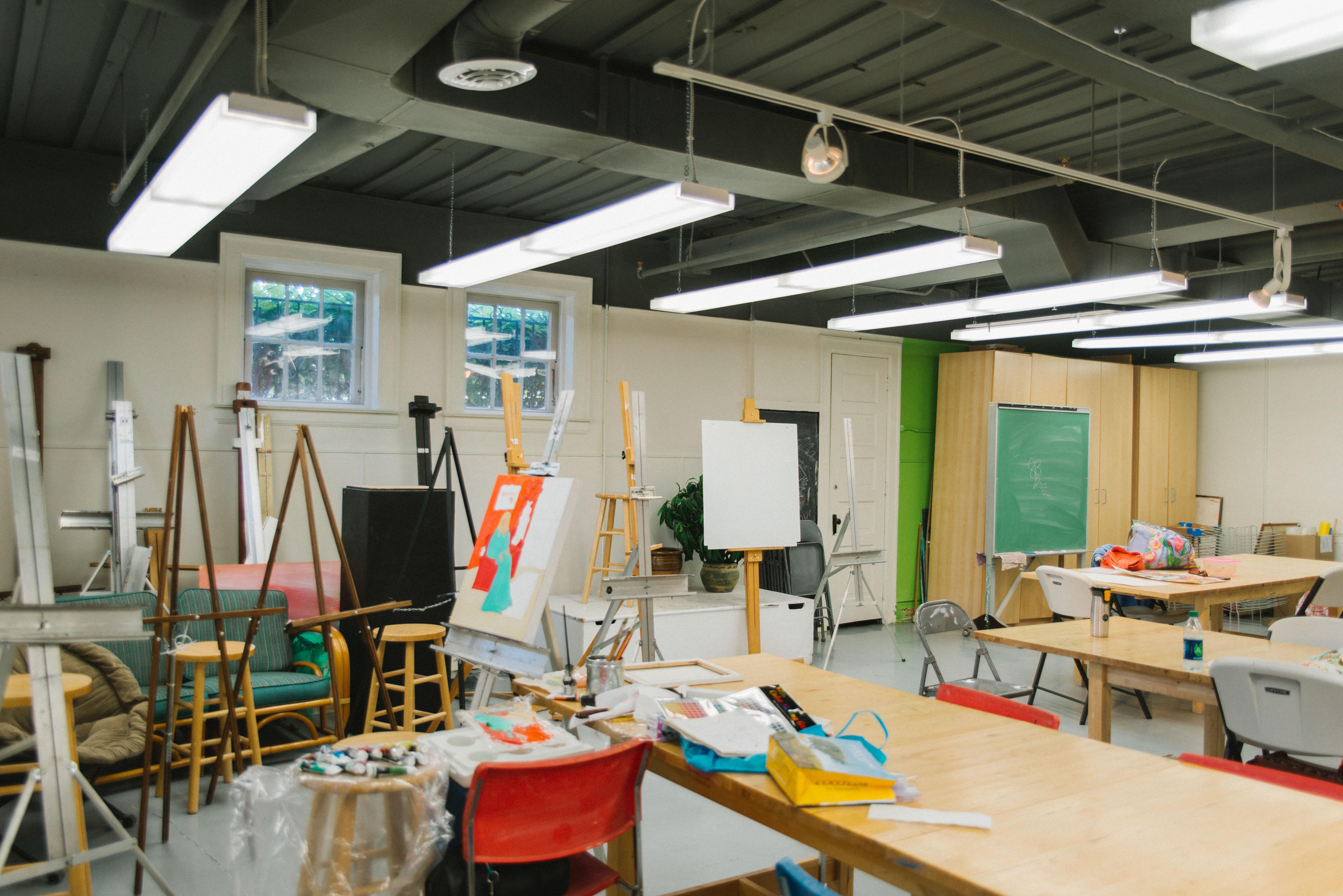 classroom 2 studio