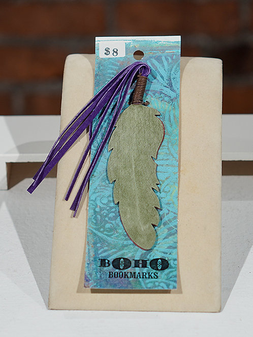 """Boho"" Bookmark"