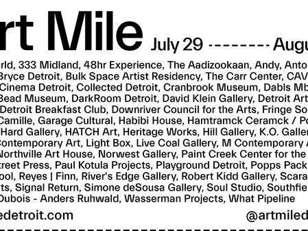 Art Mile Detroit