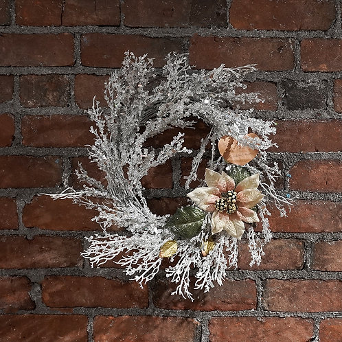 Sparkling Holiday wreath