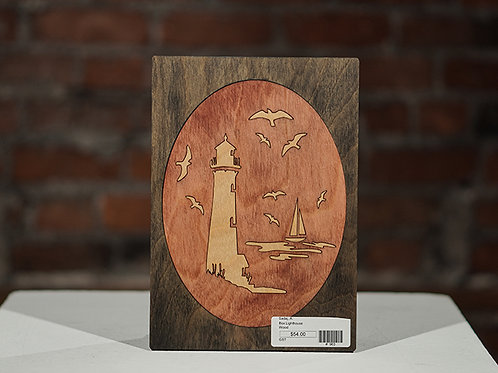 Wooden Teasure box