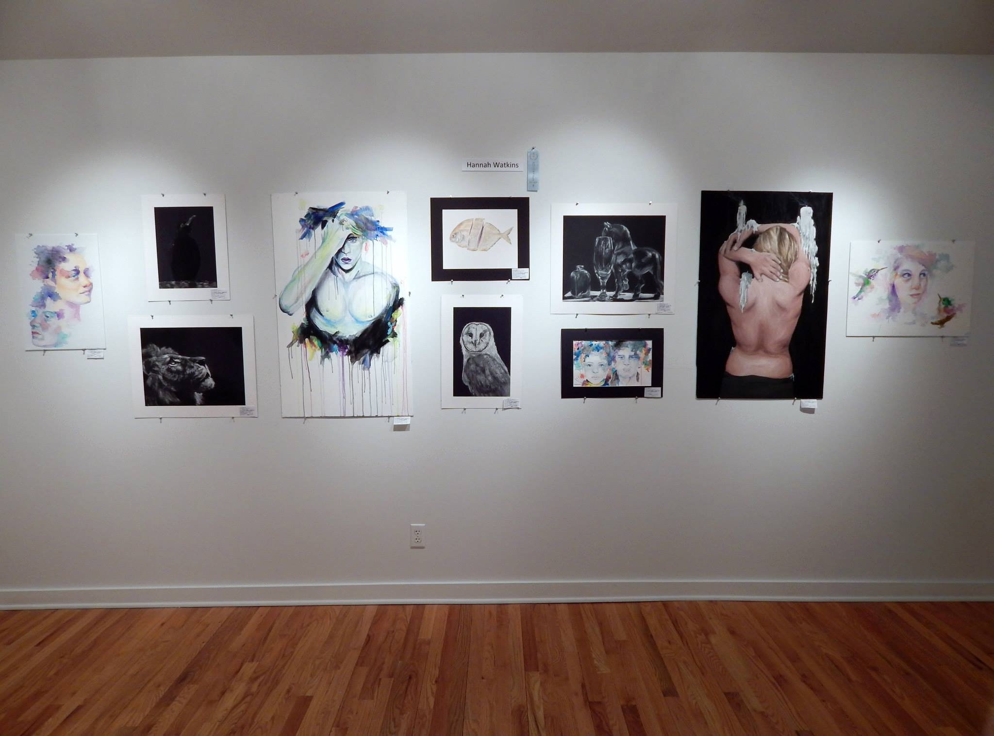 34th Annual Secondary Student Show