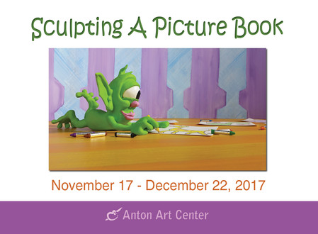 Sculpting A Picture Book