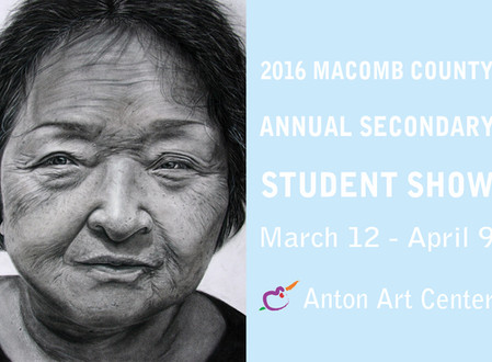 35th Annual Macomb County Secondary Student Show