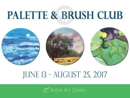 Palette & Brush Club
