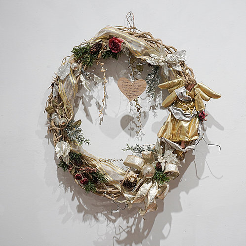 """Angel Wreath"""