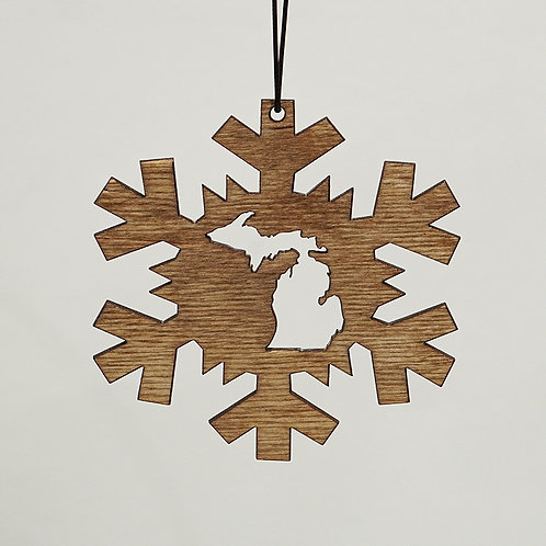 """Michigan Snowflake"""