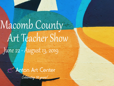 Macomb County Art Teacher Show