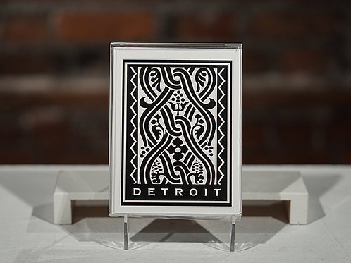 Detroit cards set