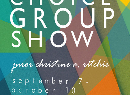 Artists' Choice Group Show