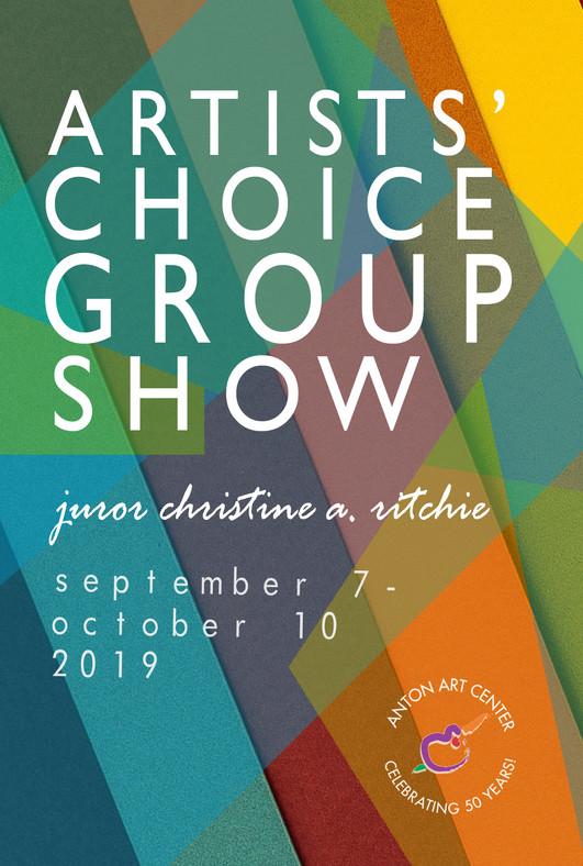Artists' Choice Group Show