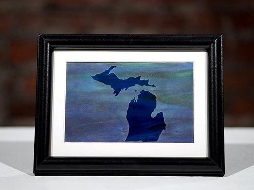 """State of Michigan"" desk-top"
