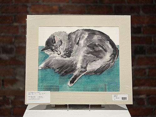 """""""Sleeping cat"""""""