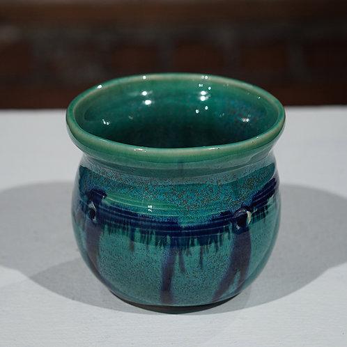 Blue/Green vase