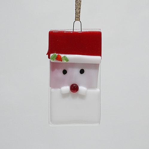 """""""Santa"""" ornament"""