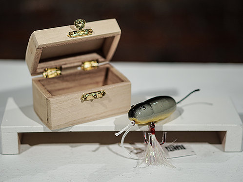 Hand-Crafted Fishing lure