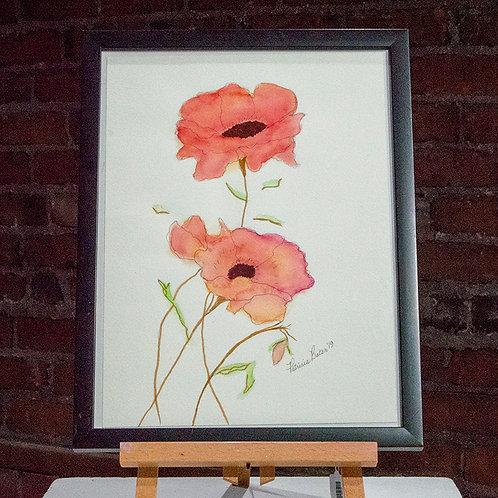 """Floral Fantasy #3 - Poppy"""