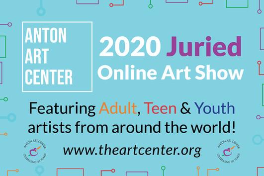 Worldwide Juried Online Art Show