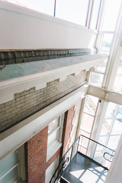 2nd floor view inside