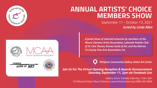 Annual Artists' Choice Members Show