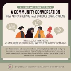 Oct Community Convo Facebook_1080x1080