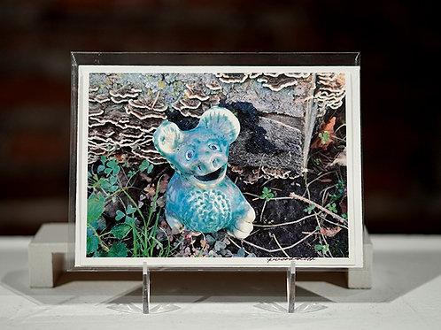 """Bear"" Greeting Card"