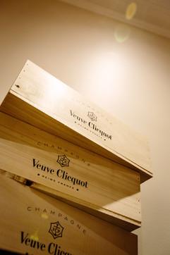 Event - Veuve Clicquot Dinner April 2014