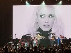 Gwen Stefani Media West event services